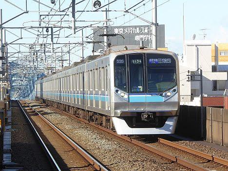 【文字小さすぎ!】各駅停車 八千代緑が丘行き5 05N系フルカラーLED
