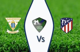 موعد مباراة اتليتكو مدريد وليغانيس اليوم 25-08-2019 ضمن بطولة الدوري الاسباني
