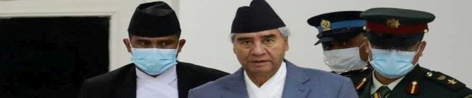 Look Forward To Working Closely With Pm Modi To Strengthen Nepal-India Ties: Sher Bahadur Deuba