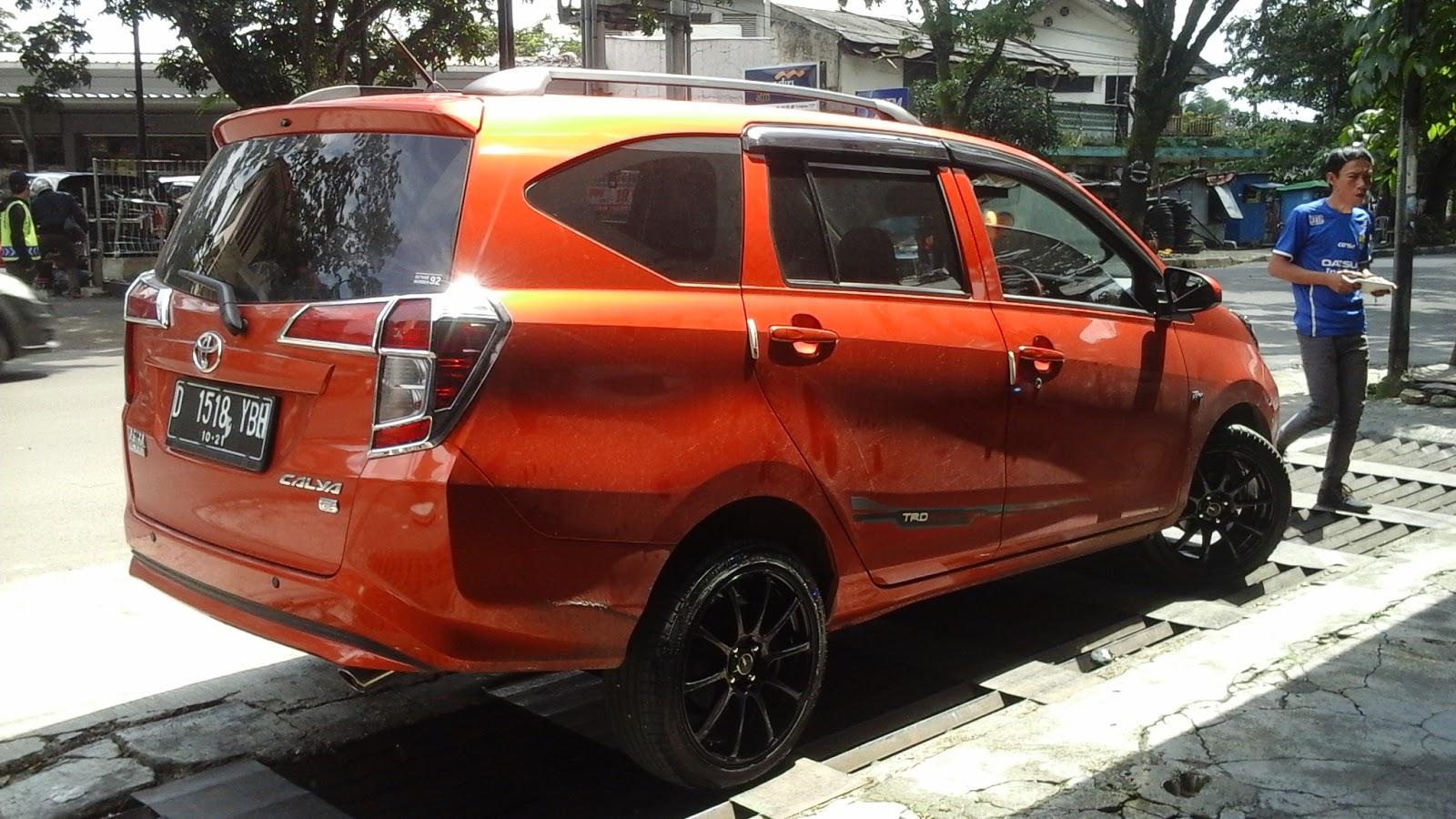 Desain Modifikasi Mobil Calya 2019 Warungotto