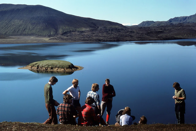 Dick Phillips Walking Tour in Iceland