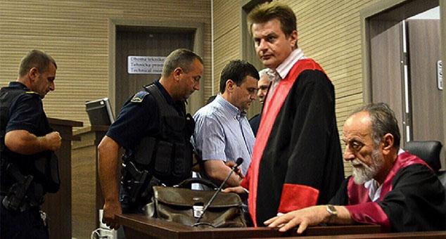 Настављено суђење Крстићу и Шабанију