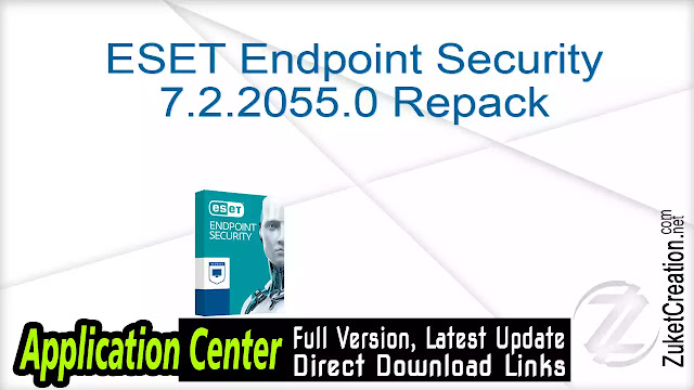 ESET Endpoint Security 7.2.2055.0 Repack