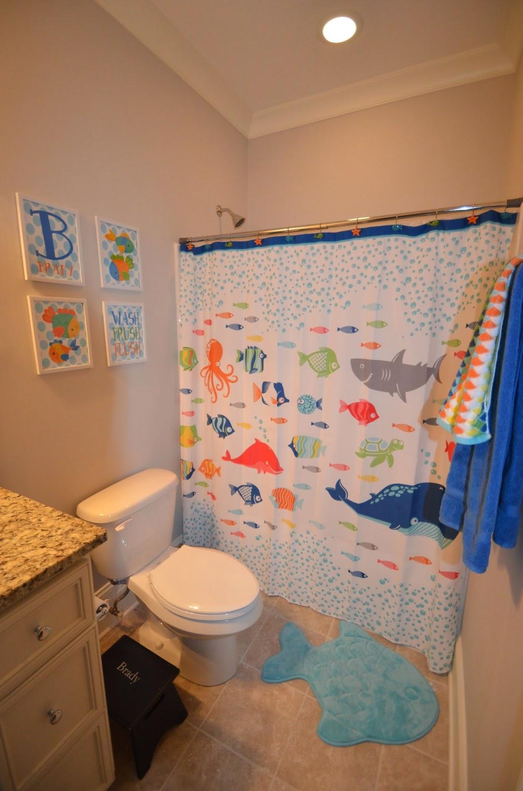 The Life Of Riley Home Tour Brady S Room And Bathroom