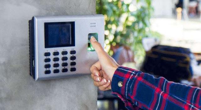 Perangkat Keras Fingerprint