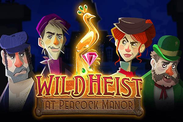 Main Gratis Slot Wild Heist At Peacock Manor (Thunderkick)