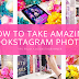 How To Take Amazing Bookstagram Photos