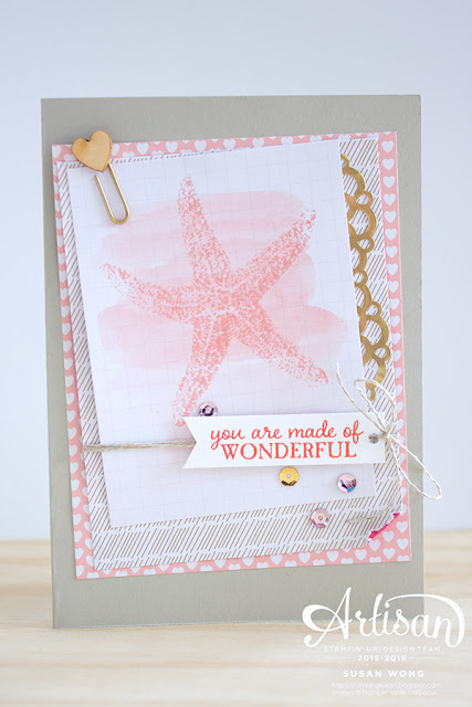Made of Wonderful Card (Picture Perfect Set) ~ Susan Wong