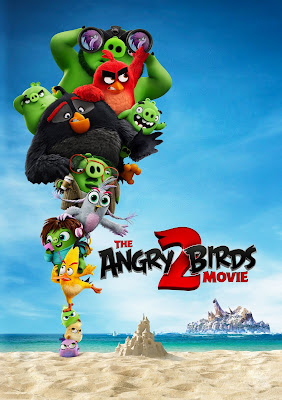 The Angry Birds Movie 2 2019 DVD9 NTSC Latino