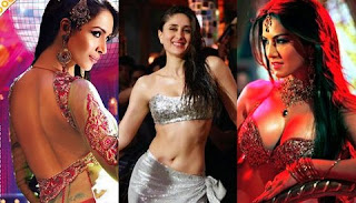 Bollywood Celebrities for item number