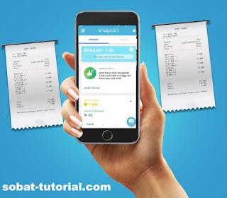 Aplikasi Pengubah Struk Belanja Menjadi Uang