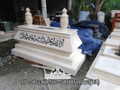 Marmer Untuk Kuburan, Jual Makam Marmer Surabaya, Harga Kijing Marmer Murah
