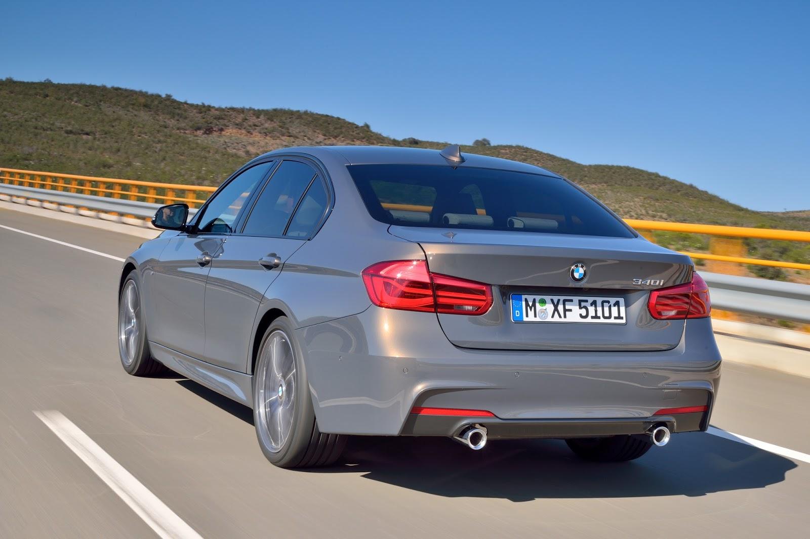 BMW I XDrive M Sport Review - Bmw 335i xdrive m sport