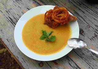 Potage/ puree soup