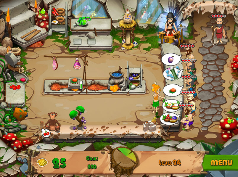 Time management Games online Free play cooking best