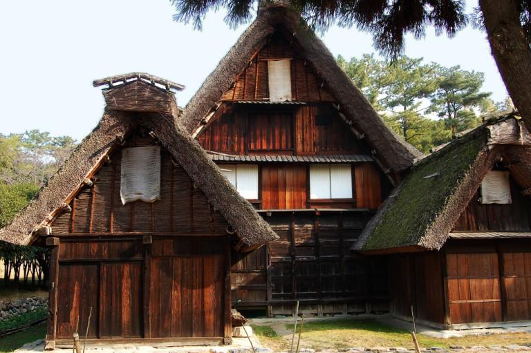 Shirakawa-go farmhouse