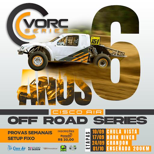 Cisco Air OFF Road Series
