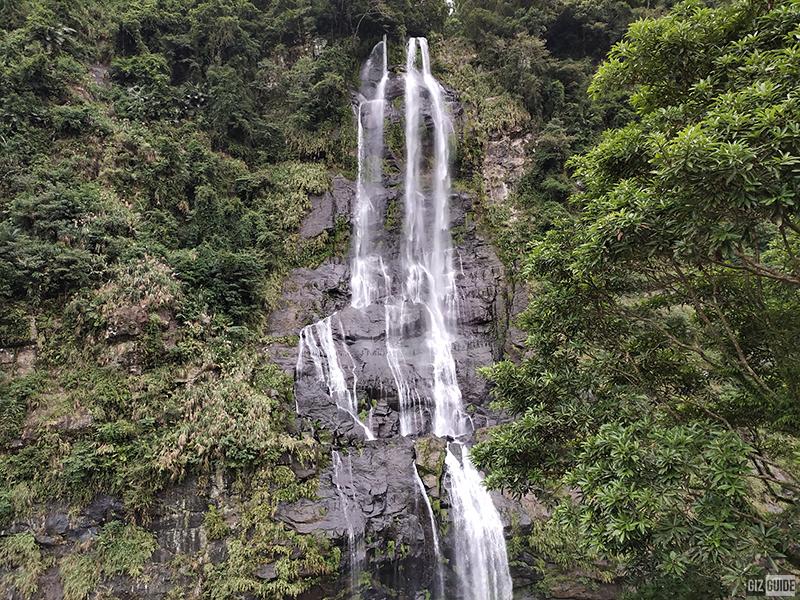 Wulai falls main cam