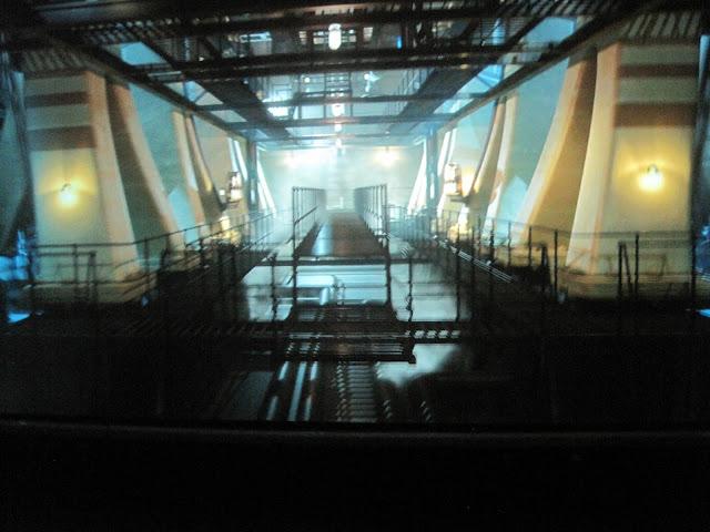 titanic museum in belfast CG