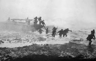 GLORIOUS STORY OF 'MAD' JACK CHURCHILL