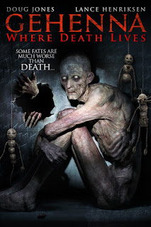 Gehenna Where Death Lives 2016 Dual Audio 720p WEBRip