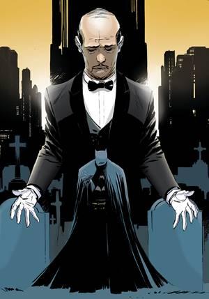 Alfred en los cómics es un poderoso aliado de Batman