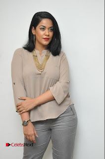 Actress Mumaith Khan Pictures in Jeans at Radio City  0028.JPG