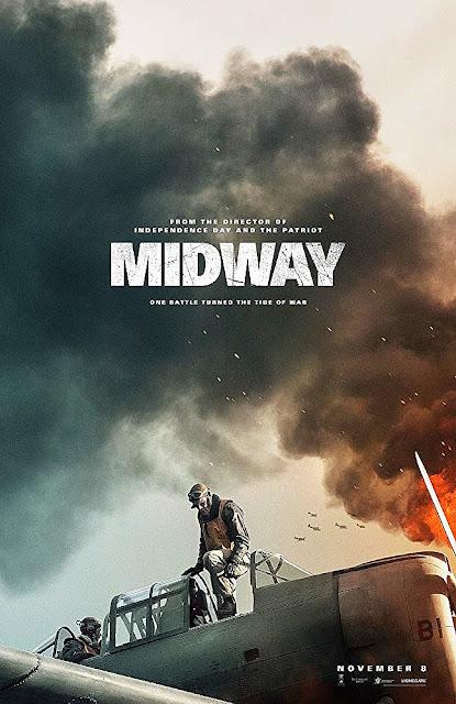 Sinopsis Film Midway (2019) - Luke Evans, Patrick Wilson
