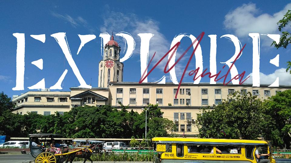Exploring Manila with Asus Zenfone 4 Selfie Lite
