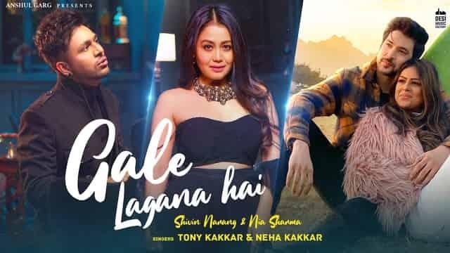 गले लगाना है Gale Lagana Hai Hindi Lyrics - Tony Kakkar