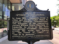 birth of Optimist International