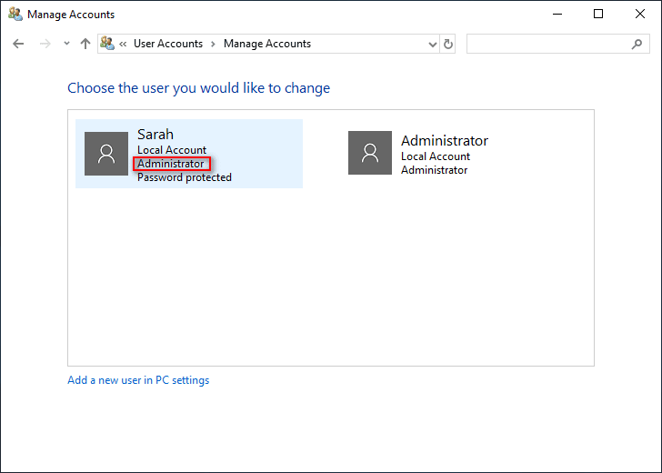 Can't Copy or Move Files/Folders Windows 10