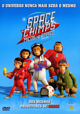 Space%2BChimps%2B %2BMicos%2BNo%2BEspa%25C3%25A7o Download Space Chimps: Micos No Espaço   DVDRip Dual Áudio Download Filmes Grátis