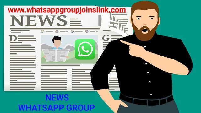 News WhatsApp Group Joins Link 2019   Latest News WhatsApp Group Joins Link 2019