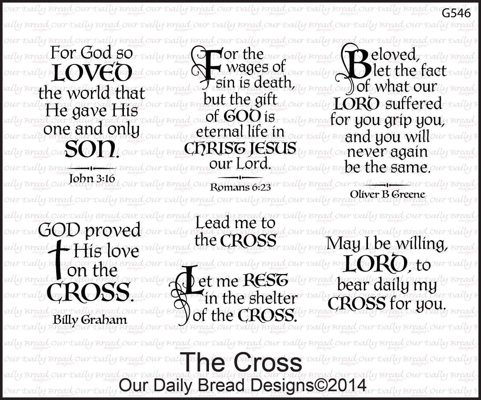 http://www.ourdailybreaddesigns.com/index.php/g546-the-cross.html