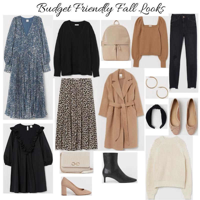 Budget Friendly Fall Looks