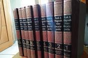 Waw! Harga Ensiklopedia Ini 10 Ribu Per Jilid!