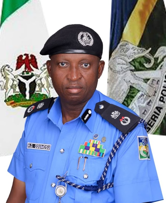Update on recruitment exercise into the Nigeria Police Force for Constables 2020