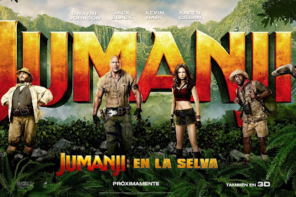 Jumanji-welcome to The Jungle