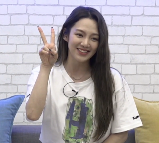 SNSD Hyoyeon Blue Room Live