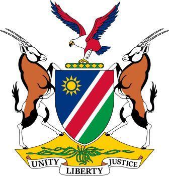 Lambang Negara Namibia