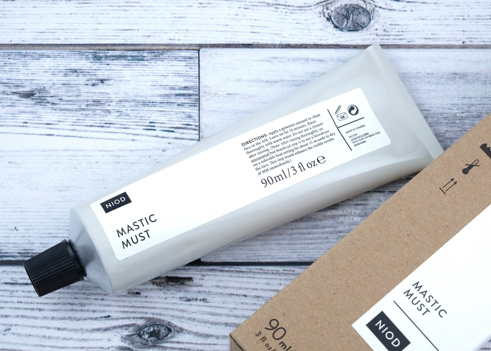 DECIEM | NIOD Mastic Must: Review