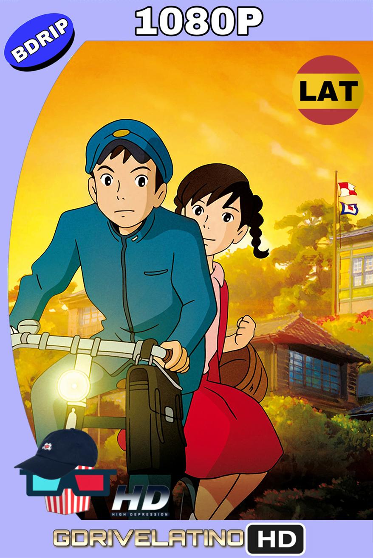La colina de las amapolas (2011) BDRip 1080p (Latino-Japonés) MKV