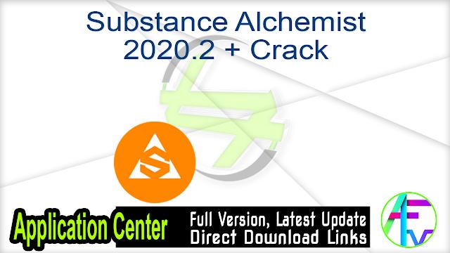 Substance Alchemist 2020.2 + Crack