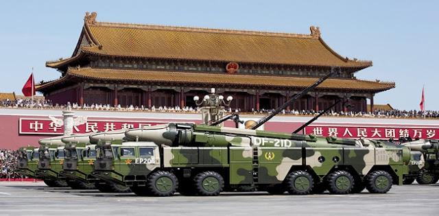 Anggaran Militer China Naik Besar-besaran, Jepang Pun Ciut Dan Penasaran