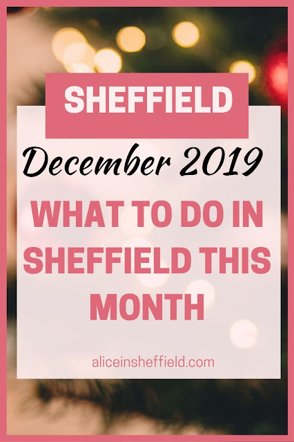 Things to do in Sheffield Today - December 2019