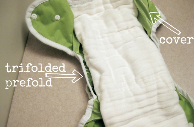 Benefits of Prefold Cloth Diapers