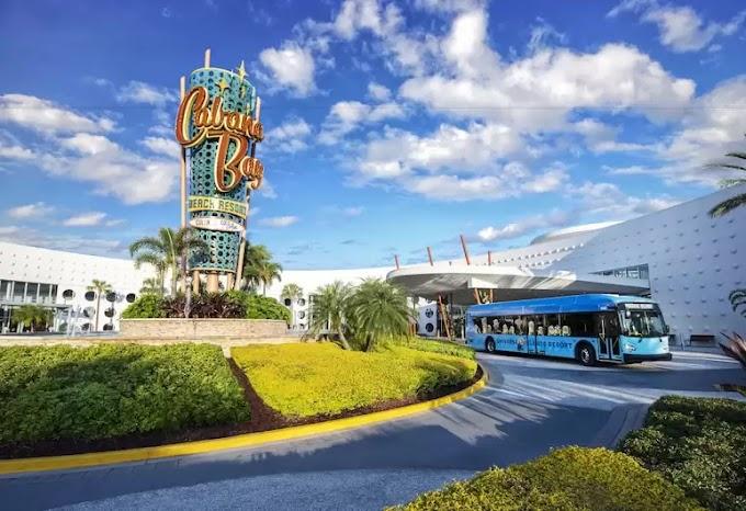 Hospedagem em Orlando: Universal's Cabana Bay Beach Resort