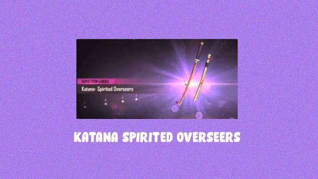 Katana Spirited Overseas
