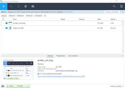 تحميل البرنامج المجاني فري داونلود مانجر Free Download Manager 5.1.33 آخر إصدار
